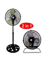"""KMY-1091 10"""" Two in One Fan"""