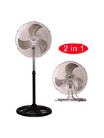 """KMY-1802 18"""" Industrial Two in One Fan"""