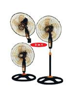 """KMY-1893 18"""" Industrial Three in One Fan"""