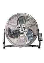 """KF-1801 18"""" Industrial Desk / Floor Fan"""