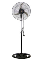 "KF-1806AE 18"" (45cm) Industrial Stand Fan"