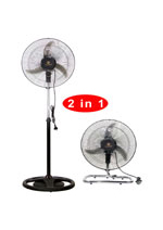 "KF-1806FPA 18"" (45cm) Industrial Two in One Fan"
