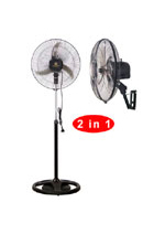 "KF-1806PWA 18"" (45cm) Industrial Two in One Fan"