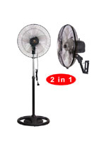 "KF-1806PWB 18"" (45cm) Industrial Two in One Fan"