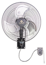 """KF-1886G 18"""" (45cm) Industrial Wall Fan"""