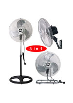 "KF-1890FPW 18"" (45cm) Industrial Three in One Fan"