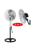 "KF-1890PW 18"" (45cm) Industrial Two in One Fan"