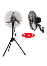 "KF-1896PWA 18"" (45cm) Industrial Two in One Fan"