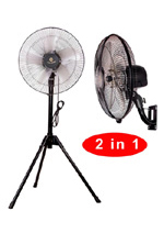 "KF-1896PWB 18"" (45cm) Industrial Two in One Fan"