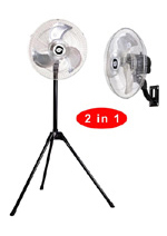 "KF-1896PWD 18"" (45cm) Industrial Two in One Fan"