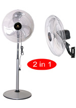 "KF-2003GPW 20"" (50cm) Industrial Two in One Fan"