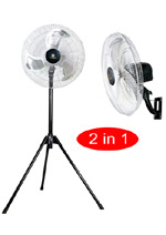 "KF-2005GPW 20"" (50cm) Industrial Two in One Fan"
