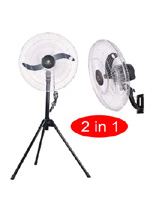 "KF-2005PW 20"" (50cm) Industrial Two in One Fan"