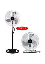 "KF-2090FP 20"" (50cm) Industrial Two in One Fan"