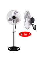 "KF-2090PW 20"" (50cm) Industrial Two in One Fan"