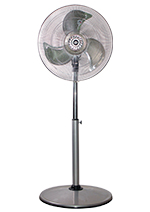"""KF-893E 18"""" (45cm) Industrial Stand Fan"""