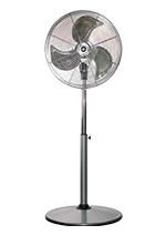 "KF-893ES 18"" (45cm) Industrial Stand Fan"