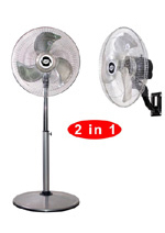 "KF-893GPW 18"" (45cm) Industrial Two in One Fan"