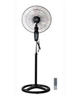 """KF-890RSBN 18"""" (45cm) Stand Fan (Industrial Fan)"""