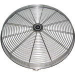 """FP-66 Front Spiral Grills (Circle Grills) For 18"""", 20"""", 24"""" Fans"""